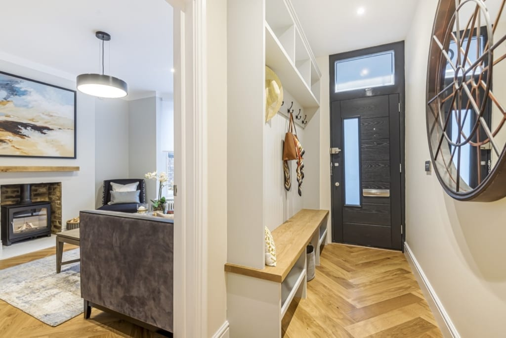 Renovation and extension of Town house