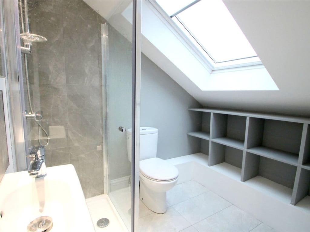 Loft conversion en suite